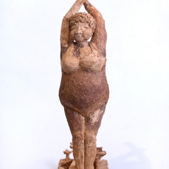 Cocodrila Von Dúrcal · Nadadora