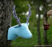 azul cuernos vichy