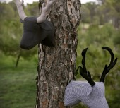 Cocodrila von Dúrcal, ciervo negro y pata de gallo